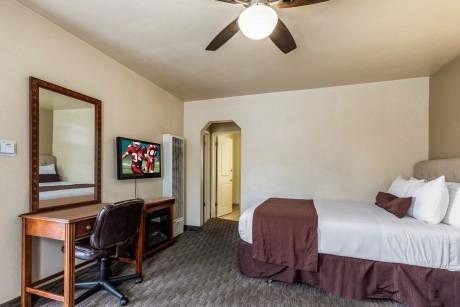 Lone Oak Lodge - Guest Room
