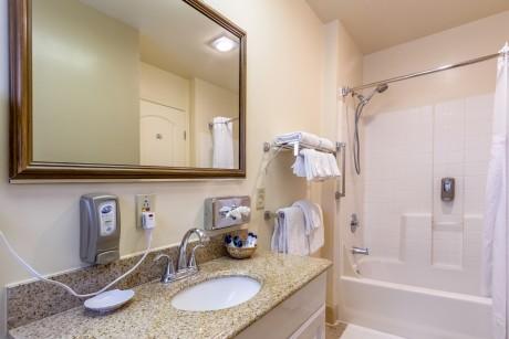 Lone Oak Lodge - Bathroom